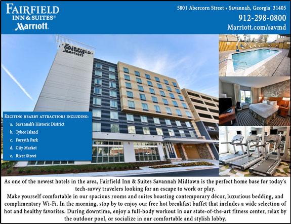 Fairfield Inn & Suites - Savannah Midtown
