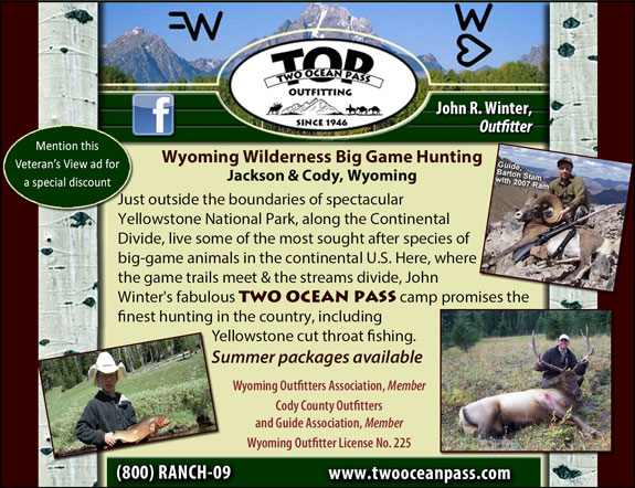 Two Oceans Pass Outfitter
