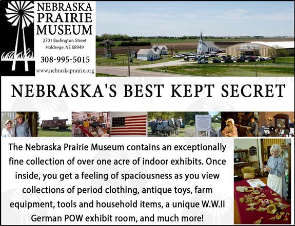 Nebraska Prairie Museum