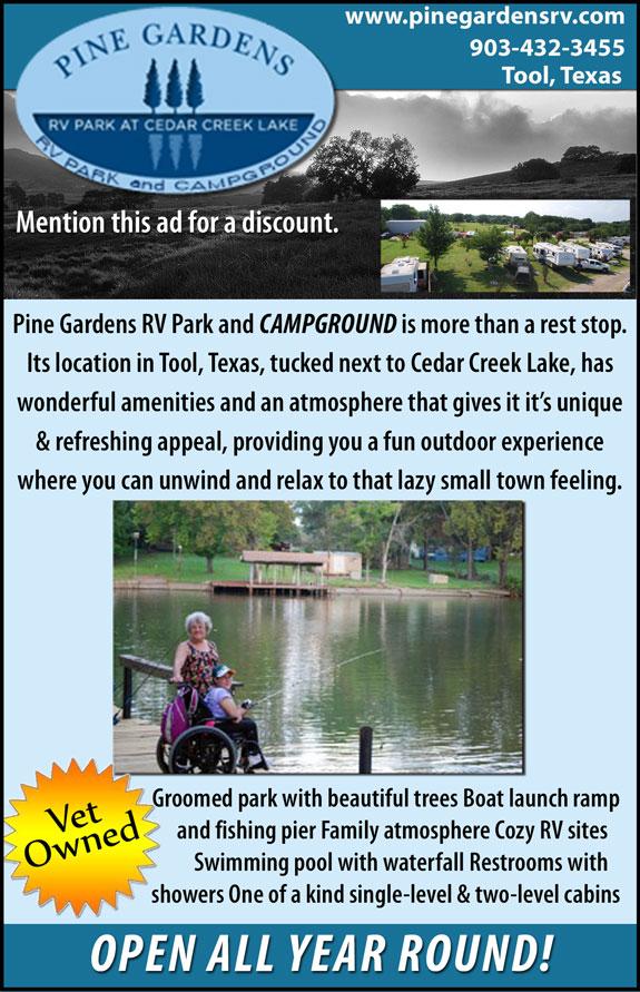 Pine Gardens RV And Campground