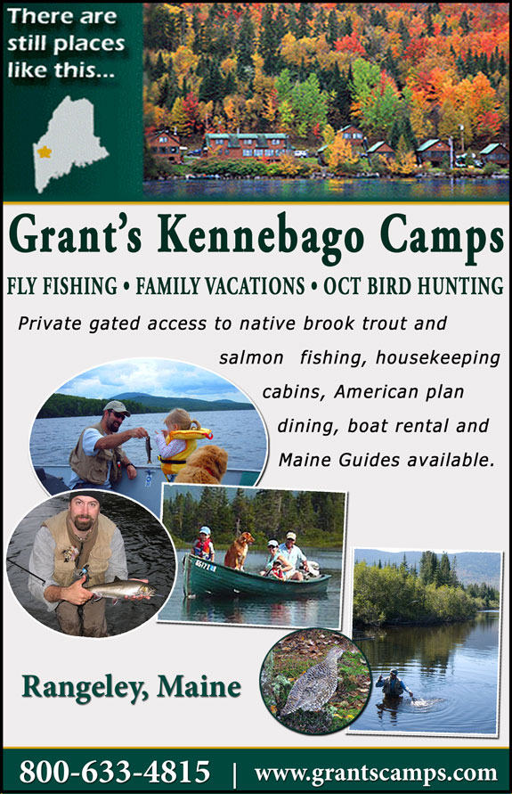Grant's Kennebago Camps