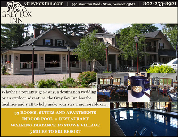 Condos at Grey Fox Inn
