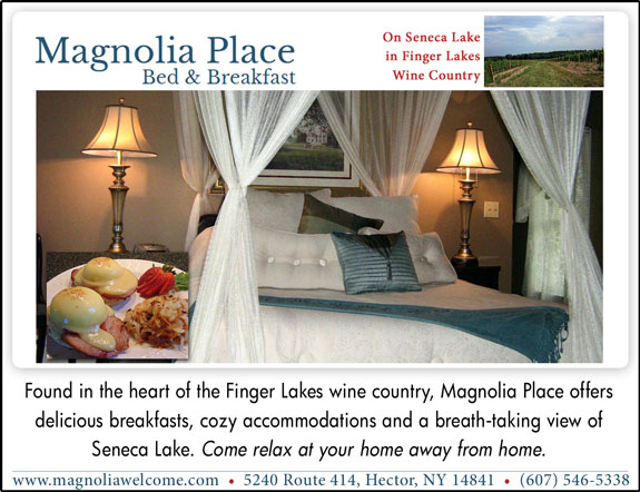 Magnolia Place Bed and Breakfast