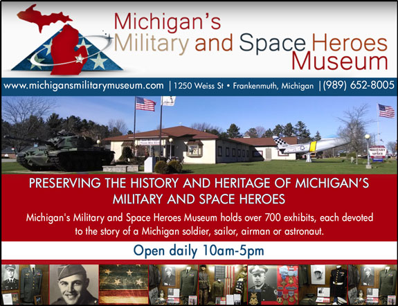 Michigan's Military Museum