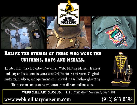 Webb Military Museum