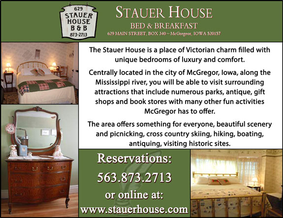 Stauer House Bed and Breakfast