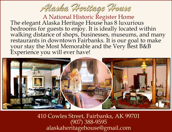 Alaskan Heritage Bed and Breakfast