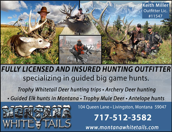 Montana Whitetails Outfitter