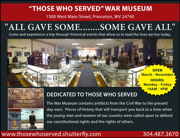 Those Who Served War Museum