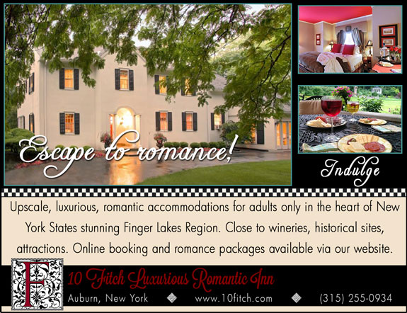 10 Fitch Luxurious Romantic Inn