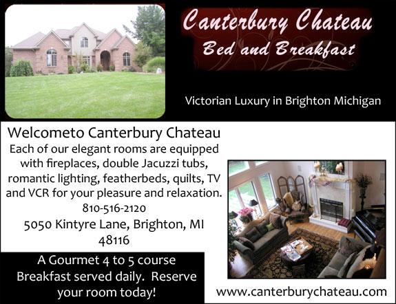 Canterbury Chateau