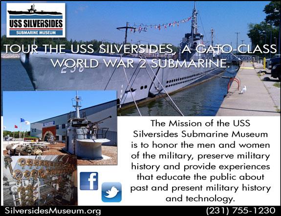 USS Silversides Submarine Museum