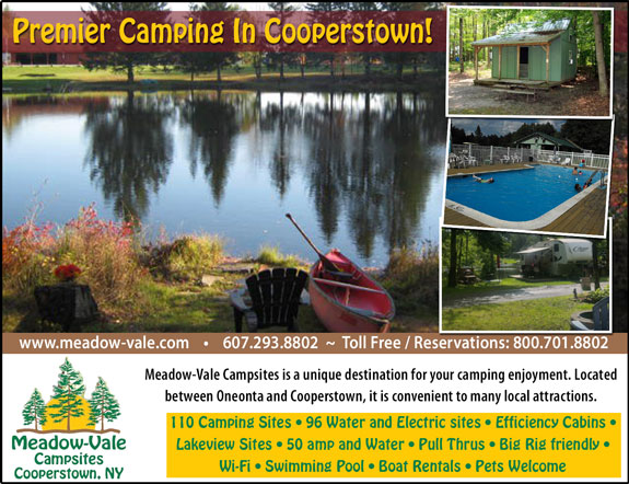 Meadow-Vale Campsites