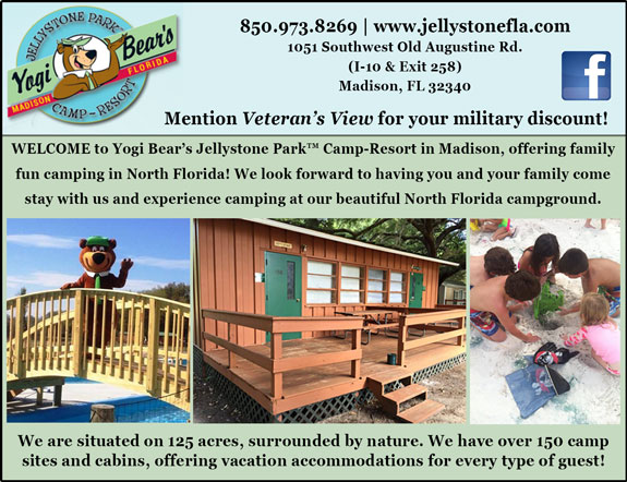 Yogi Bears Camp Resort