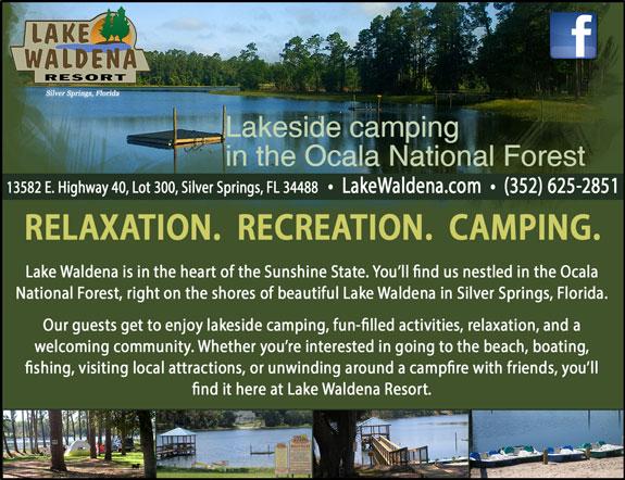Lake Waldena Resort