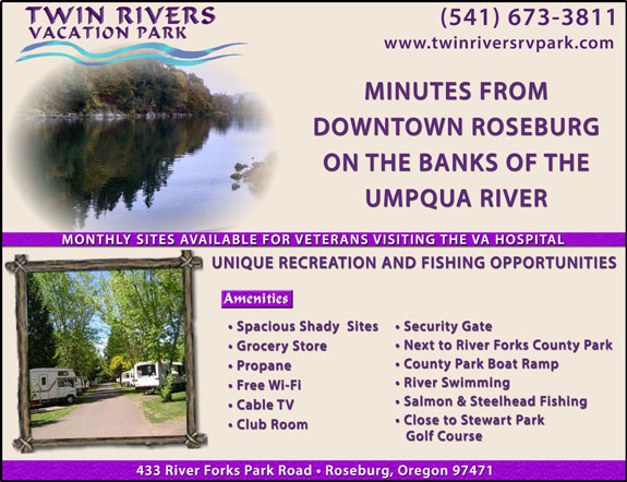 Twin River Forks Vacation Park