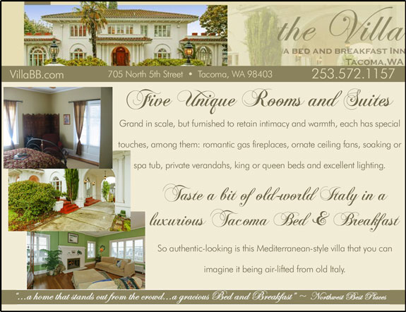 Villa Bed and Breakfast