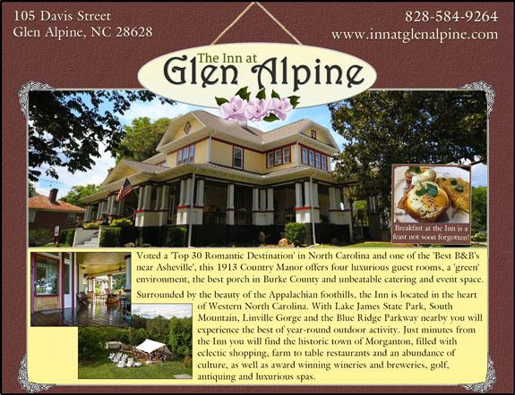 The Inn at Glen Alpine