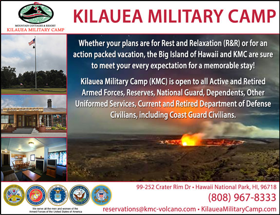 Kilauea Camp