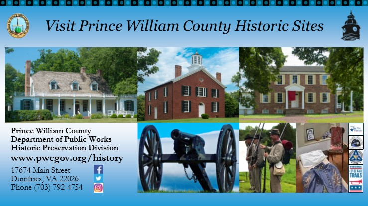 Prince William County Historic Preservation