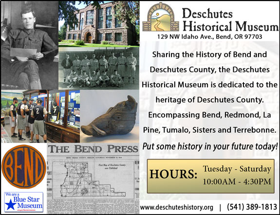 Deschutes County Historical Society