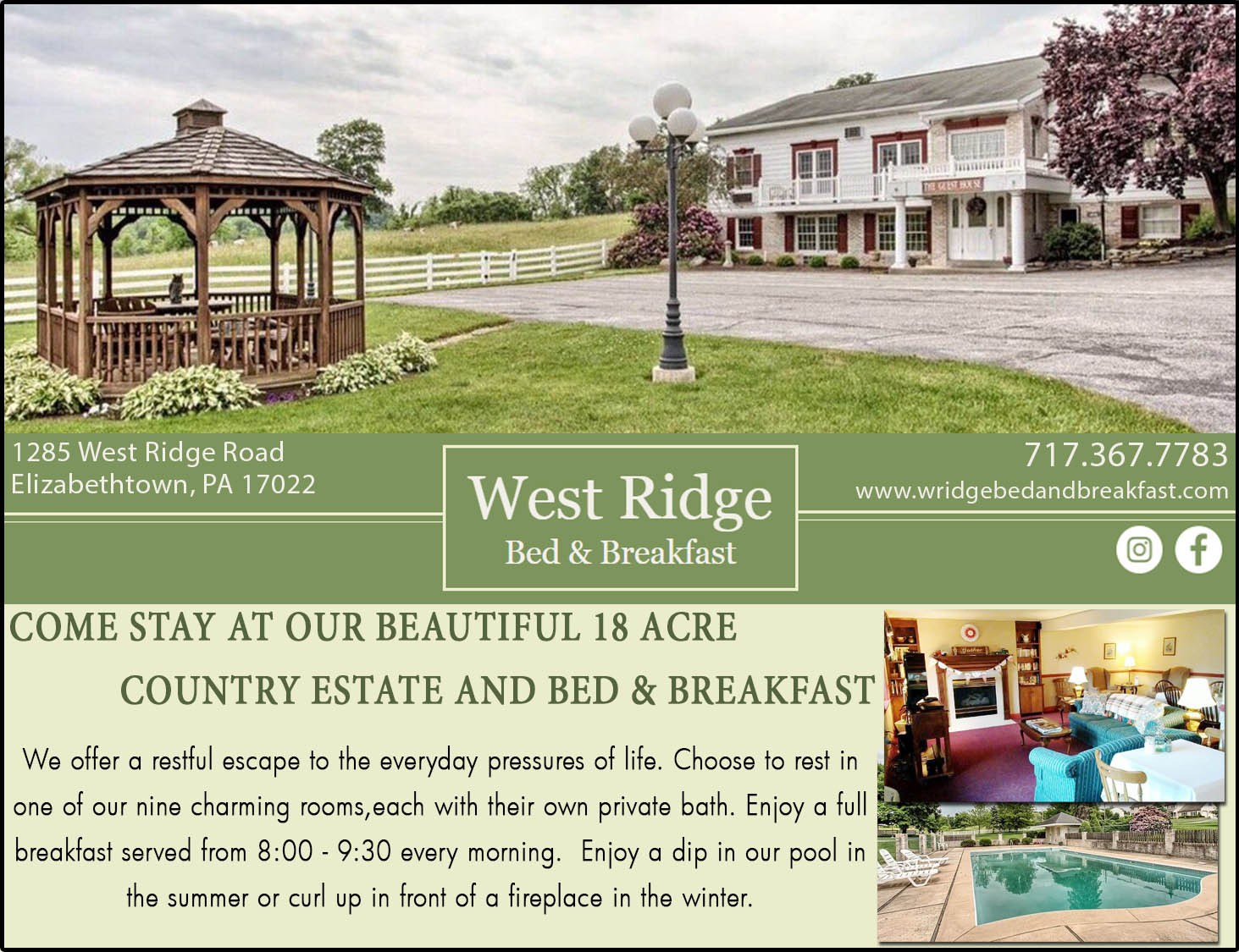 West Ridge Guest House
