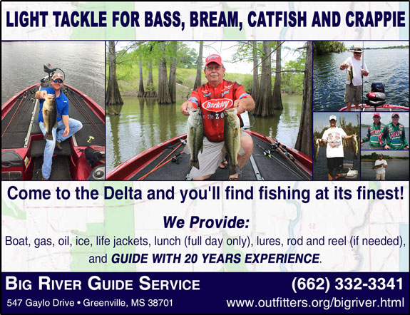 Big River Guide Services