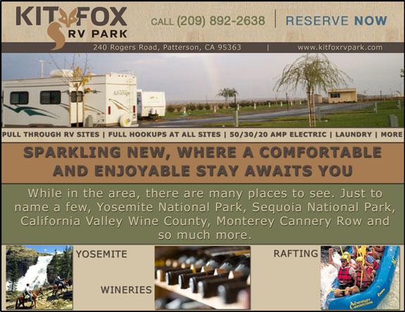 Kit Fox RV Park