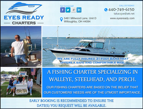 Eyes Ready Charters