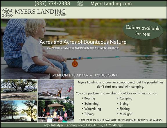 Myers Landing