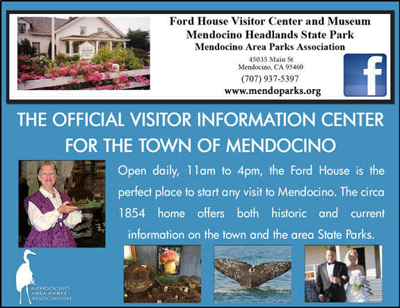 Ford House Visitor Center and Museum