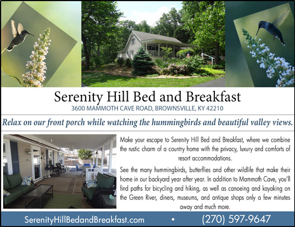 Serenity Hill Bed and Breakfast
