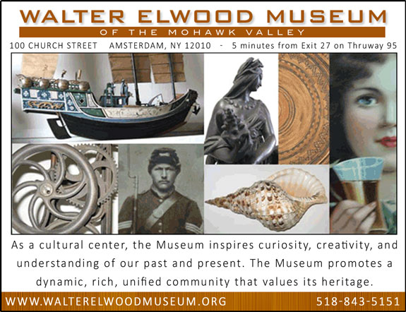 Walter Elwood Museum of Mohawk Valley
