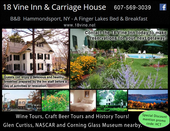 18 Vine Inn and Carriage House