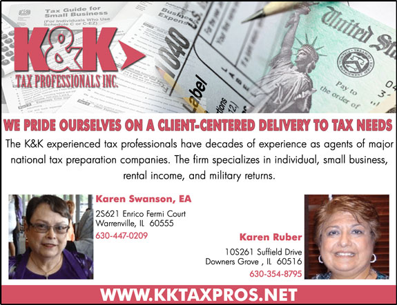 K and K Tax Professionals