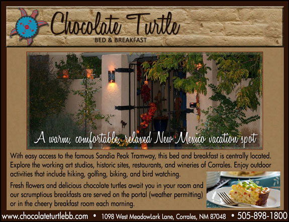 Chocolate Turtle Bed and Breakfast