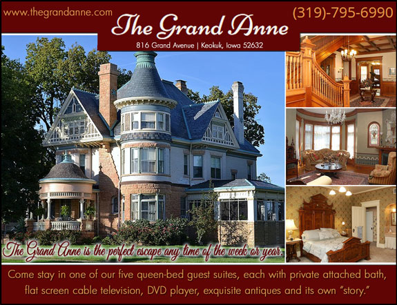 Grand Anne Bed and Breakfast