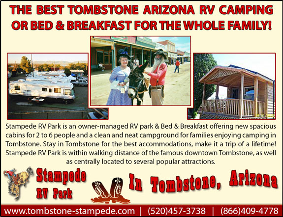 Veterans view rv resorts campgrounds arizona stampede rv and bed and breakfast publicscrutiny Image collections