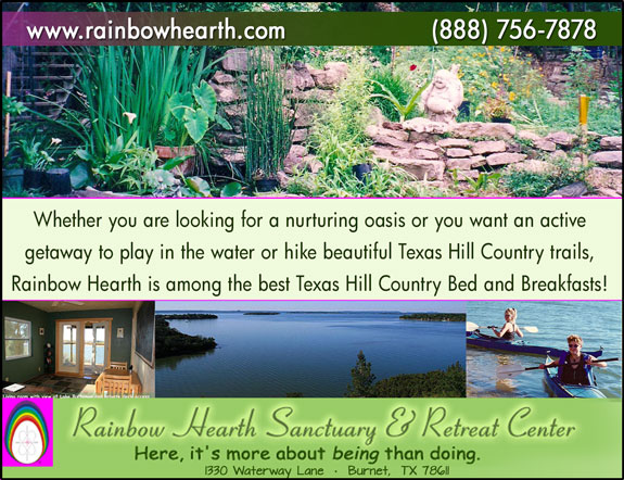 Rainbow Hearth