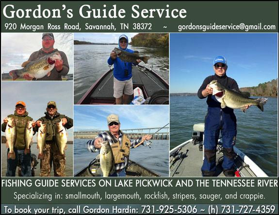 Gordon's Guide Service