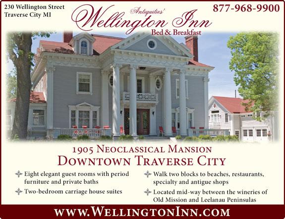 Antiquities' Wellington Inn