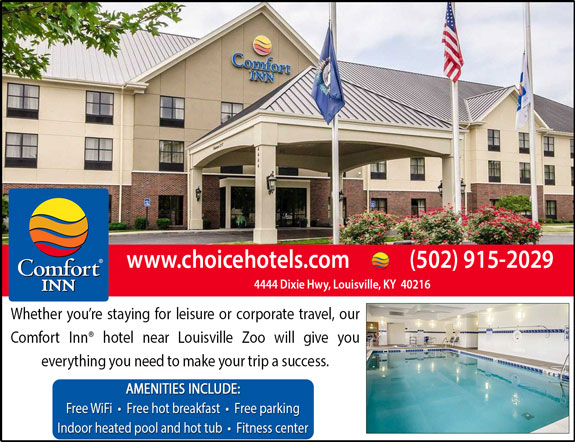 Comfort Inn - Southwest Louisville