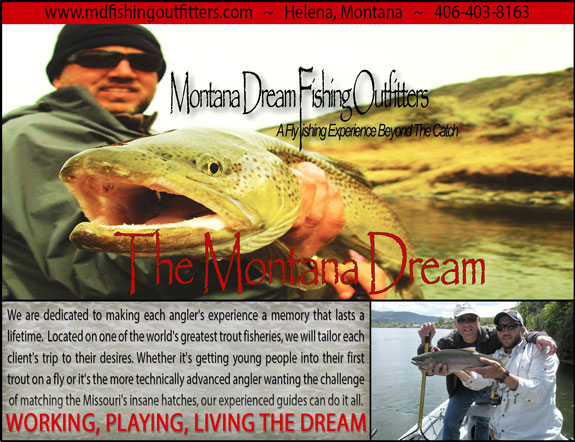 Montana Dream Fishing Outfitters