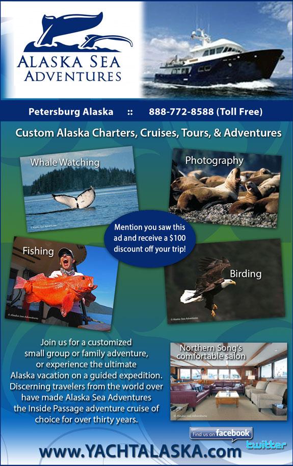 Yacht Alaska