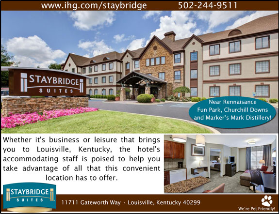 Staybridge Suites - Louisville East