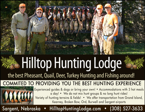 Hilltop Hunting Lodge