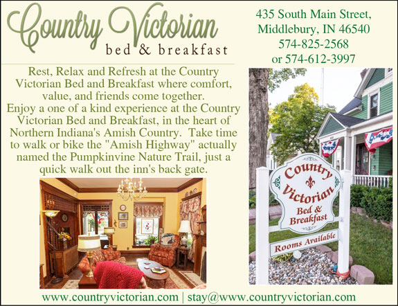 Country Victorian Bed and Breakfast