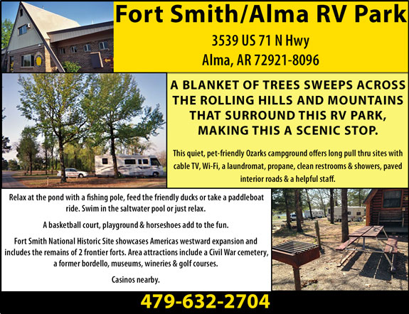Fort Smith/Alma RV Park