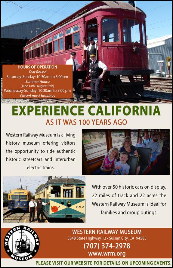 Western Railroad Museum