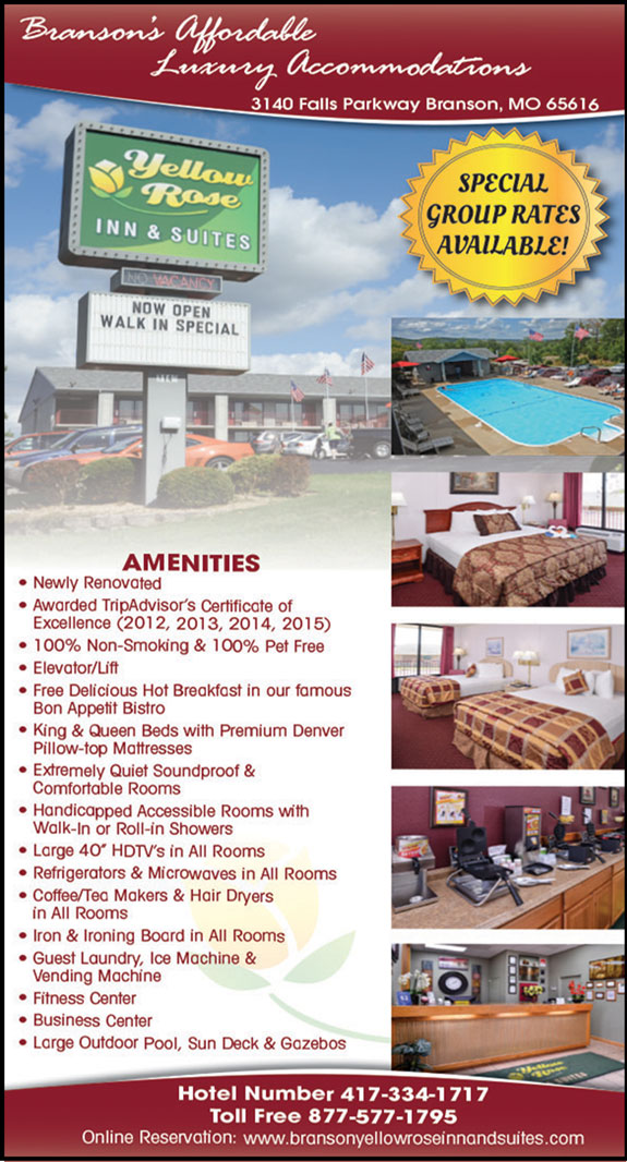 Yellow Rose Inn and Suites